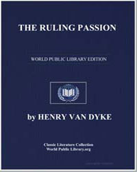 The Ruling Passion by Van Dyke, Henry