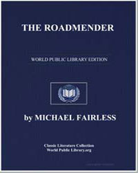 The Roadmender by Fairless, Michael