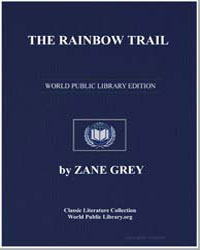 The Rainbow Trail by Grey, Zane