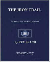 The Iron Trail by Beach, Rex