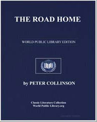 The Road Home by Collinson, Peter