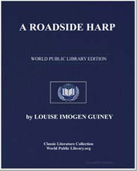 A Roadside Harp by Guiney, Louise Imogen