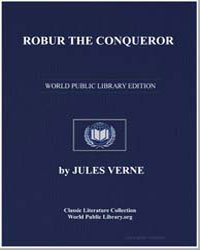 Robur the Conqueror by Verne, Jules