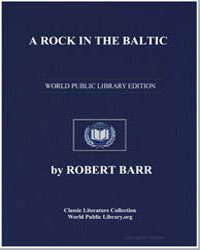 A Rock in the Baltic by Barr, Robert