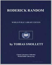 Roderick Random by Smollett, Tobias