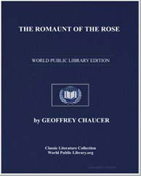 The Romaunt of the Rose by Chaucer, Geoffrey