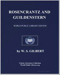 Rosencrantz and Guildenstern by Gilbert, W. S.