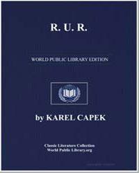 R.U.R by Capek, Karel