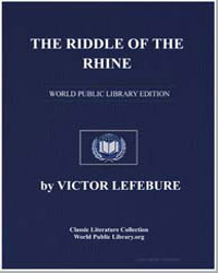 The Riddle of the Rhine by Lefebure, Victor