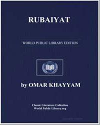 Rubaiyat by Khayyam, Omar