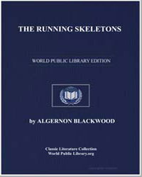The Running Skeletons by Robeson, Kenneth