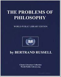 The Problems of Philosophy by Russell, Bertrand