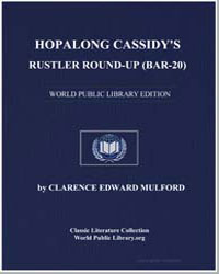 Hopalong Cassidy's Rustler Roundup (Bar2... by Mulford, Clarence Edward