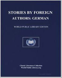 Stories by Foreign Authors : German by Hutchinson, Joshua