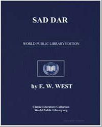 Sad Dar by West, E. W.