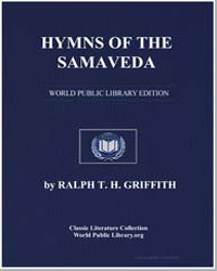 Hymns of the Samaveda by Griffith, Ralph Thomas Hotchkin