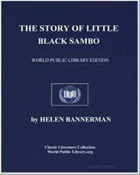 The Story of Little Black Sambo by Bannerman, Helen