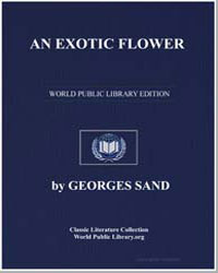 An Exotic Flower by Sand, George