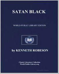 Satan Black by Robeson, Kenneth