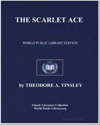 The Scarlet Ace by Tinsley, Theodore A.