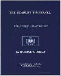 The Scarlet Pimpernel by Orczy, Emmuska, Baroness