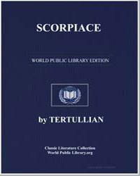 Scorpiace by Tertullian