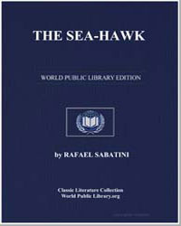 The Seahawk by Sabatini, Rafael