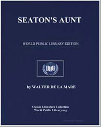 Seaton's Aunt by De La Mare, Walter