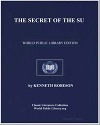 The Secret of the Su by Robeson, Kenneth