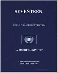 Seventeen by Tarkington, Booth