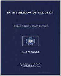 In the Shadow of the Glen by Synge, J. M. (John Millington)