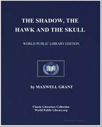 The Shadow, The Hawk and the Skull by Grant, Maxwell