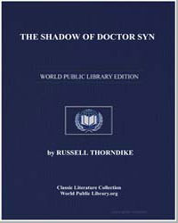 The Shadow of Doctor Syn by Thorndike, Russell