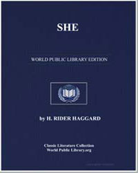 She by Haggard, Henry Rider