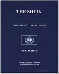 The Sheik by Hull, E. M.