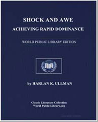 Shock and Awe : Achieving Rapid Dominanc... by Ullman, Harlan K.