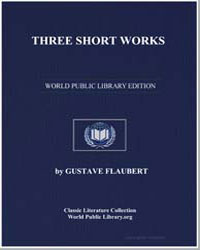 Three Short Works by Flaubert, Gustave
