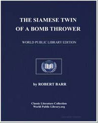 The Siamese Twin of a Bomb Thrower by Barr, Robert
