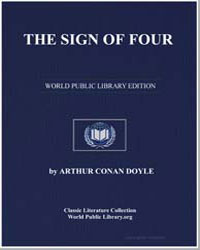 The Sign of Four by Doyle, Arthur Conan, Sir