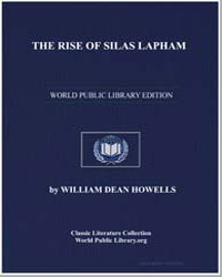 The Rise of Silas Lapham by Howells, William Dean, Editor