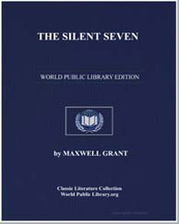 The Silent Seven by Grant, Maxwell