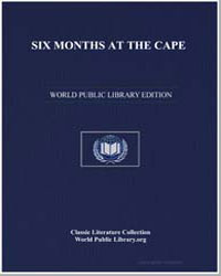 Six Months at the Cape by Ballantyne, Robert Michael
