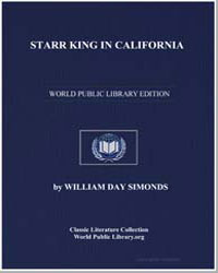 Starr King in California by Simonds, William Day