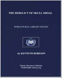The Derelict of Skull Shoal by Robeson, Kenneth