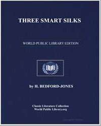 Three Smart Silks by Bedford-Jones, Henry