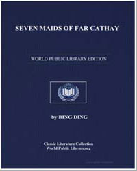 Seven Maids of Far Cathay by Ding, Bing