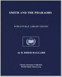 Smith and the Pharaohs by Haggard, Henry Rider