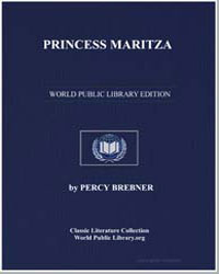 Princess Maritza by Brebner, Percy James