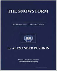 The Snowstorm by Pushkin, Alexander