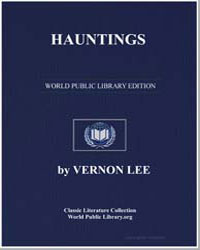 Hauntings by Lee, Vernon